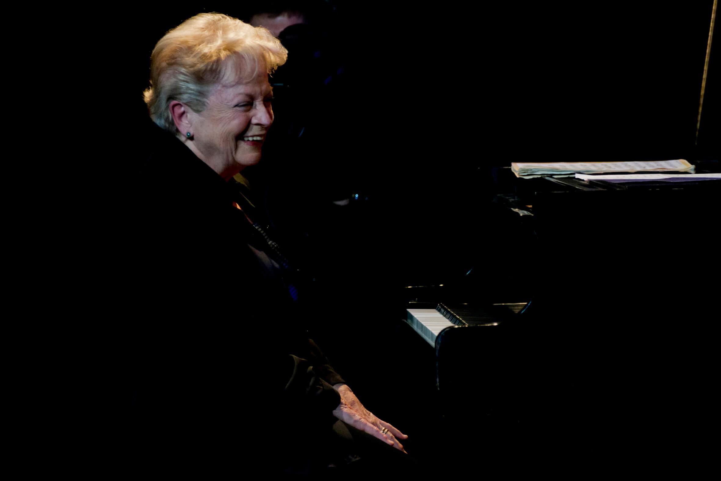 Lina Bossati piano concert