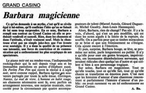 Barbara la magicienne
