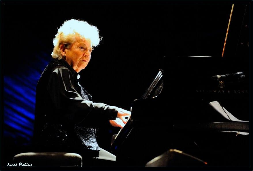 Lina Bossatti concert piano
