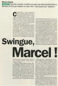 Swing Marcel