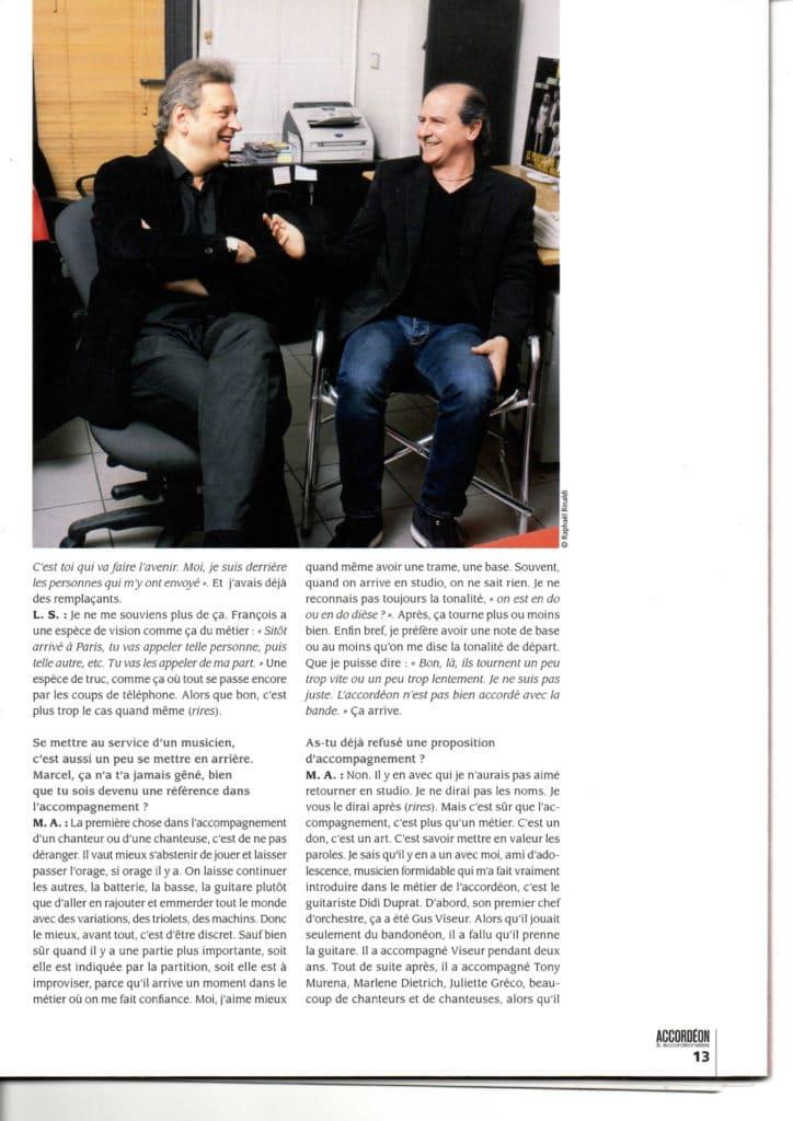 page 4 interview accordéon accordéonistes n°119