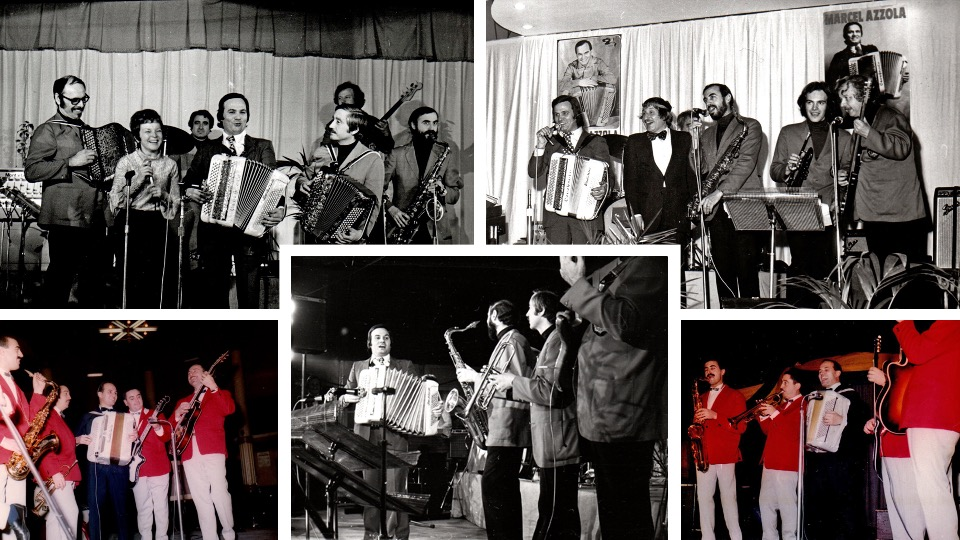 Orchestre de Marcel Azzola