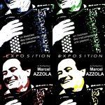 Marcel Azzola -4 couleurs