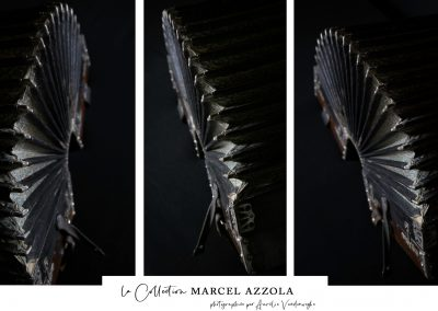 Triptyque A Exposition Marcel Azzola